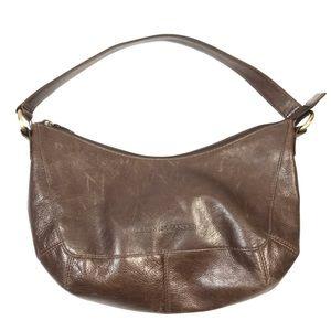 Derek Alexander leather shoulder bag